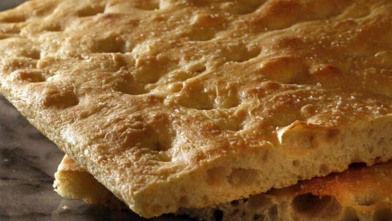 Simple Focaccia Bread