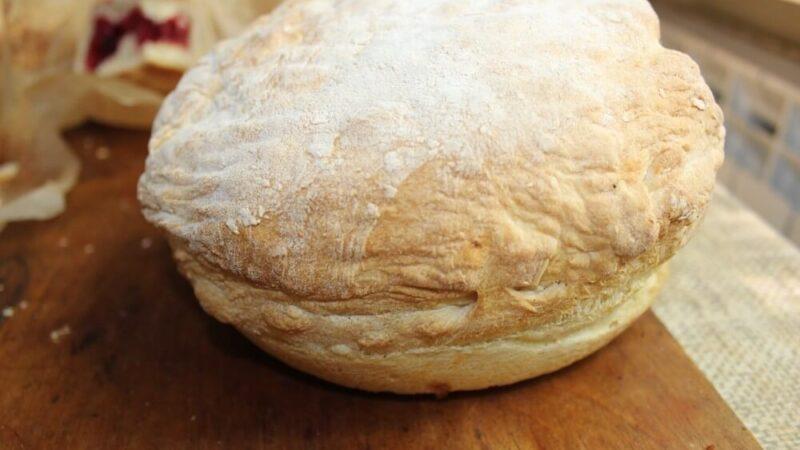 Russian Wheat Bread – Original Recipe
