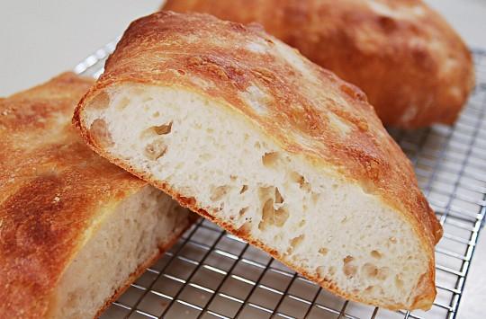Classic Ciabatta Bread Recipe