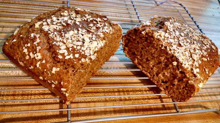 Quinoa Wheat Sandwich Bread