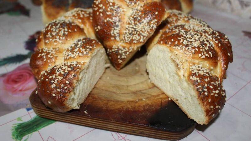 Kalach Ukrainian Bread Recipe