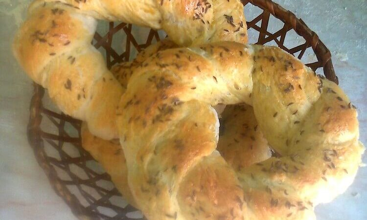 Obwarzanek Krakowski Bread Recipe