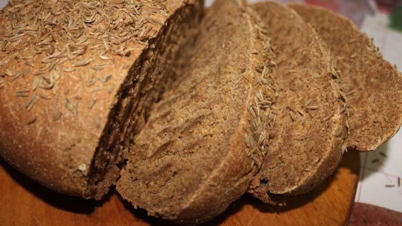 Borodinsky Bread Recipe