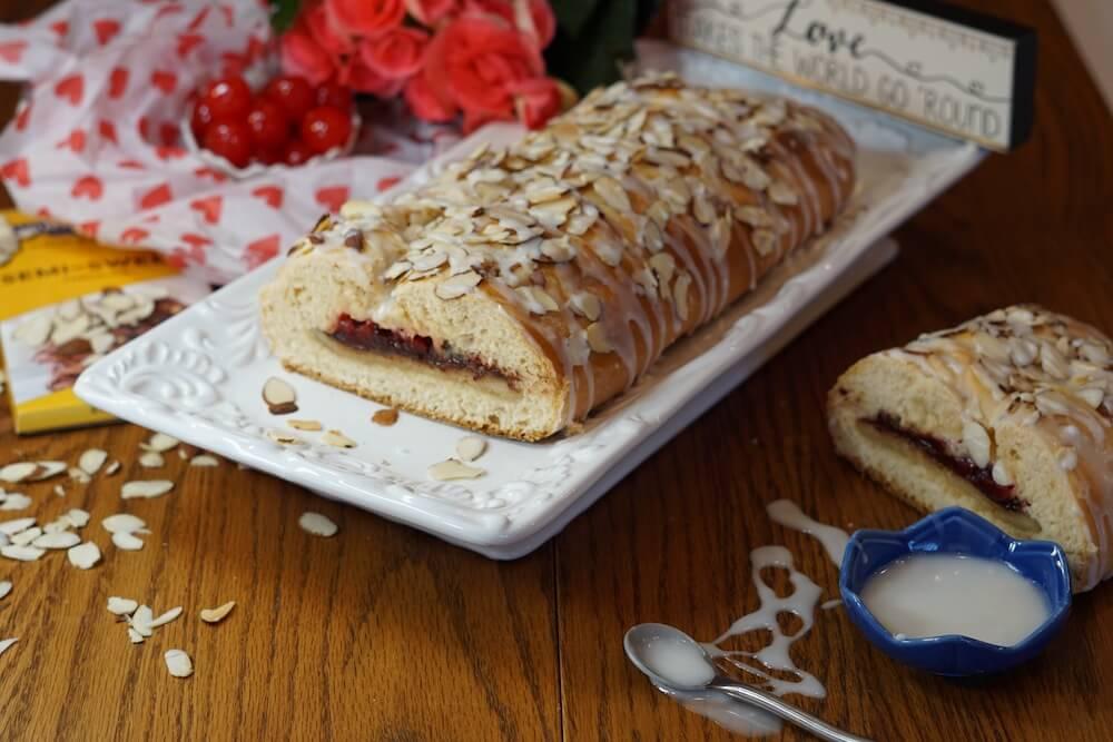 Braided Almond Bread Recipe
