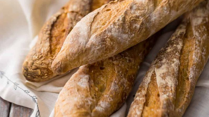 Fantastic Baguette Trays for Delicious French Bread Baking