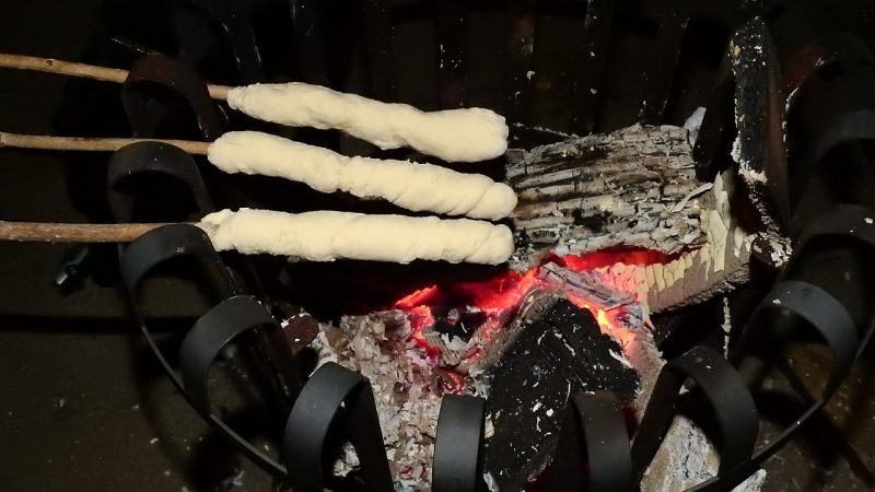 Baking Bread on a Grill: Secret Bakery in the Backyard